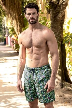 Męskie szorty kąpielowe SHORTS Co. Cavalo Marinho REG dwustronne