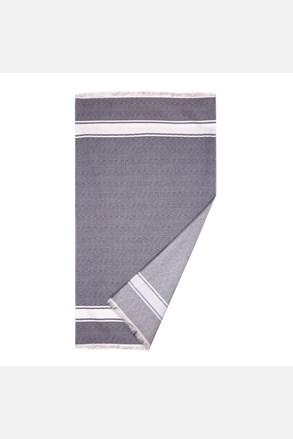 Ręcznik plażowy Chevron Navy
