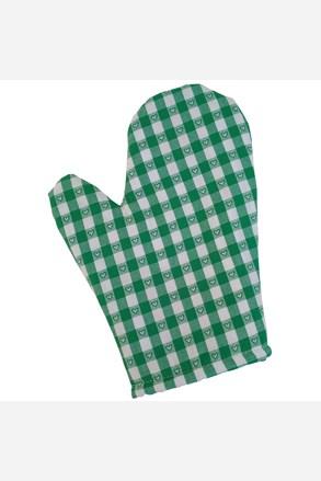 Rękawiczka kuchenna Kanwa zielona