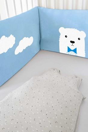 Ochraniacz do dziecięcego łóżeczka Sweet
