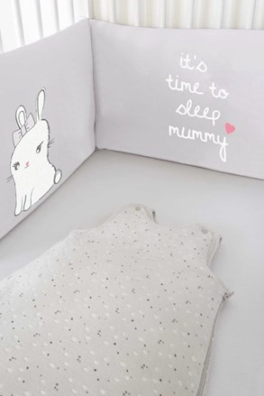 Ochraniacz do dziecięcego łóżeczka Sleep Time