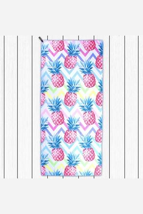 Szybkoschnący ręcznik plażowy Pineapple