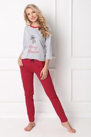 Damska piżama Cookie długa