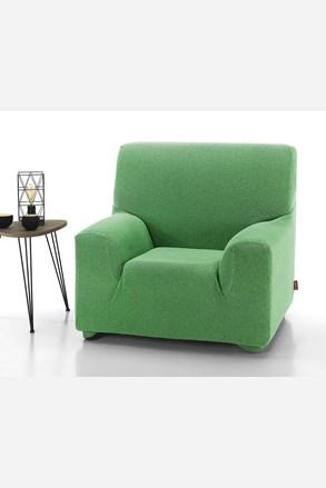 Pokrowiec na fotel Creta zielony