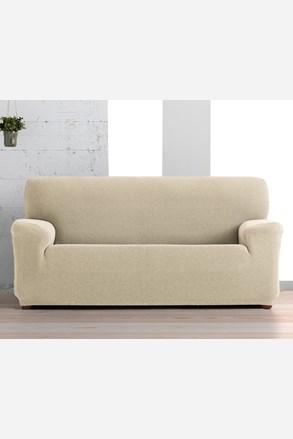 Pokrowiec na trzyosobową sofę Creta beżowy