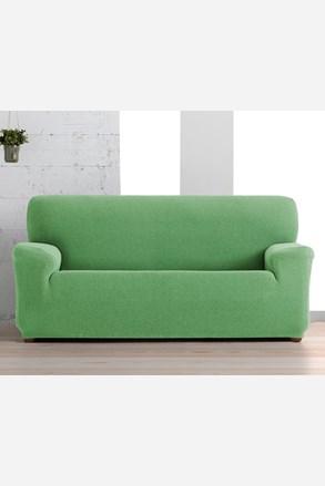Pokrowiec na trzyosobową sofę Creta zielony