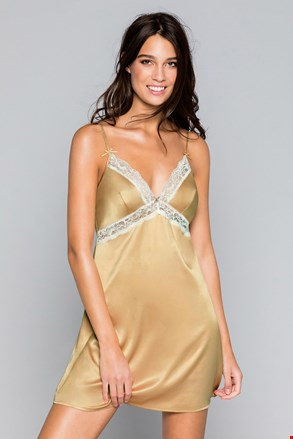 Luksusowa koszulka Savannah złota