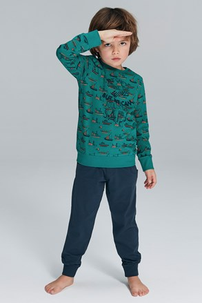 Chłopięca piżama Boat