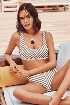 Dwuczęściowy damski kostium kąpielowy Midas