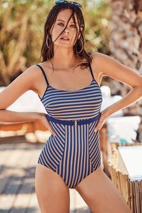 Jednoczęściowy damski kostium kąpielowy Letizia