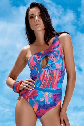 Jednoczęściowy kostium kąpielowy Isa