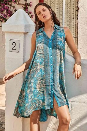 Sukienka plażowa Azure