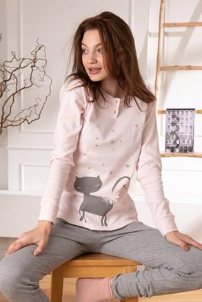 Damska piżama Kitty