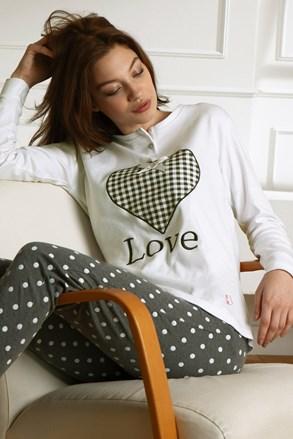 Damska piżama Winter Love