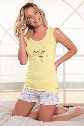 Damska piżama Onirique krótka