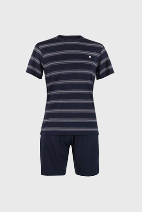 Ciemnoniebieska piżama Celeb