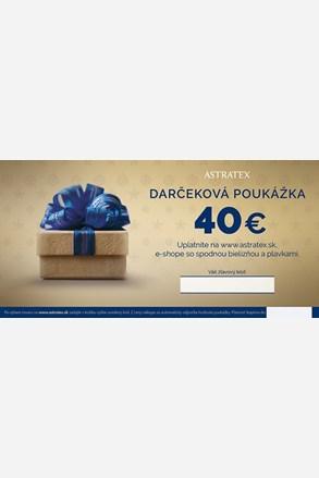 Bon prezentowy 40 EUR