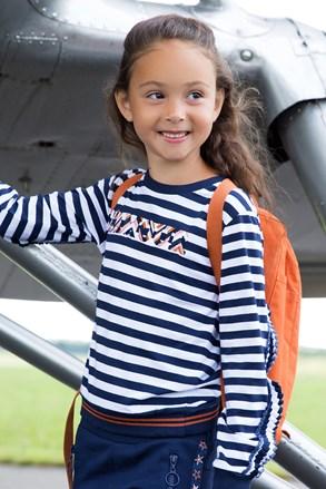 Dziewczęca bluza Sailor