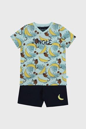 Chłopięca piżama Jungle