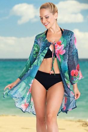 Sukienka plażowa Tropical Flower