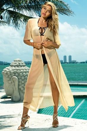 Sukienka plażowa Glamour Gold