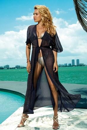 Sukienka plażowa Glamour