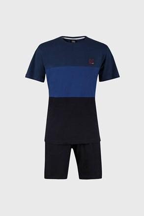 Niebieska piżama Hugh