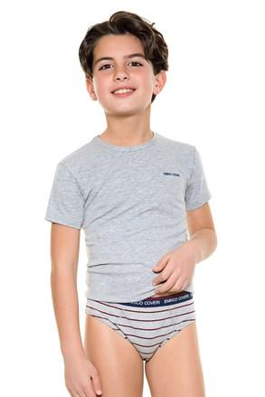Komplet chłopięcy: Slipy i T-shirt