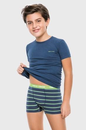 Chłopięcy KOMPLET T-shirtu i bokserek Patrick