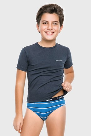 Chłopięcy KOMPLET T-shirtu i slipów Marvin