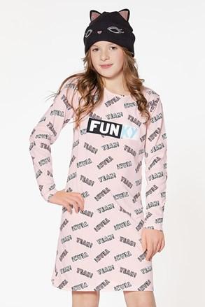 Dziewczęca koszula nocna Funky
