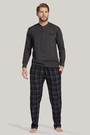 Szara piżama Augusto