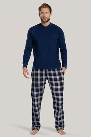 Niebieska piżama Augusto