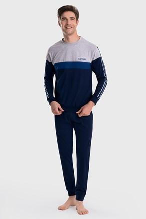 Niebieska piżama Austin