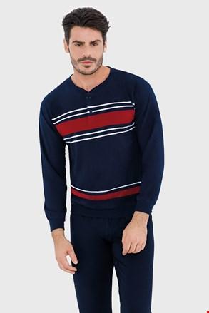 Niebieska piżama Leo