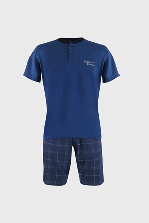 Niebieska piżama Markus