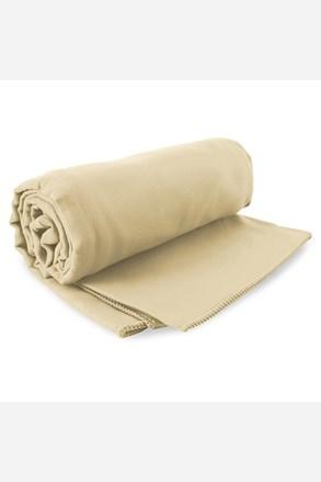 Szybkoschnący ręcznik Ekea beżowy