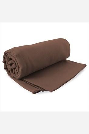 Szybkoschnący ręcznik Ekea brązowy
