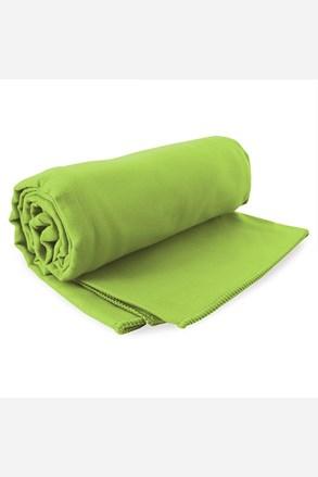Komplet szybkoschnących ręczników Ekea zielony