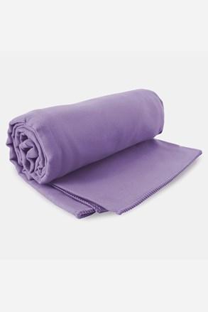 Szybkoschnący ręcznik kąpielowy Ekea lila