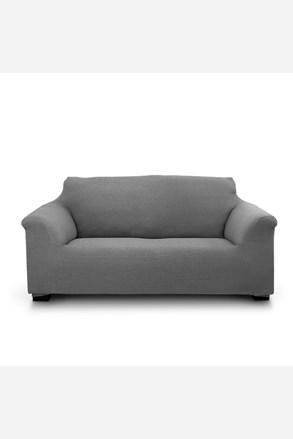 Pokrowiec na dwuosobową sofę Elegant szary