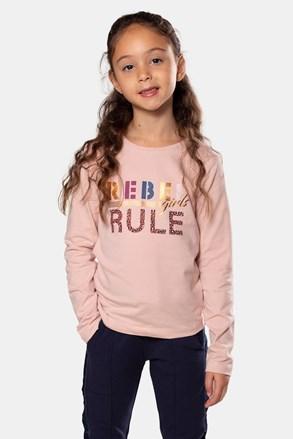 Dziewczęcy T-Shirt Rebel