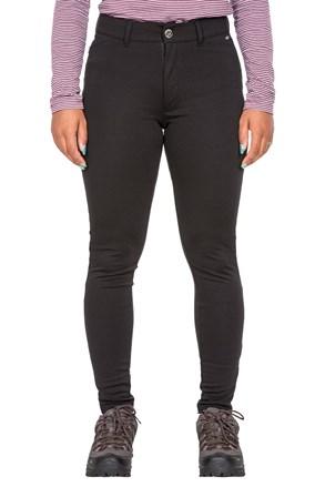 Damskie czarne spodnie Vanessa