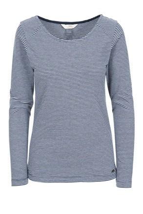 Damski T-shirt Caribou niebieski