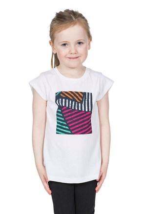 Dziewczęcy T-shirt Linnea