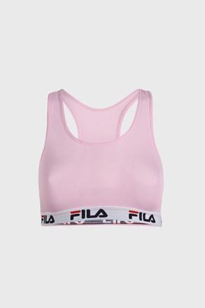 Dziewczęcy top FILA różowy