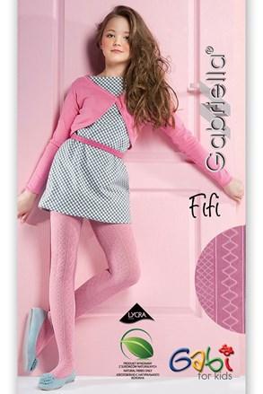 Dziewczęce bawełniane rajstopy Fifi
