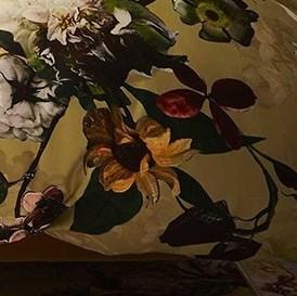 Pościel Essenza Home Fleur Gold Yellow