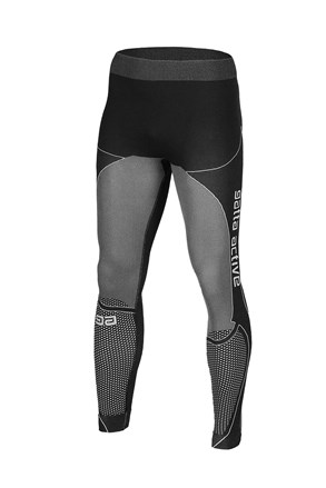 Męskie legginsy termiczne Gatta Active Basic