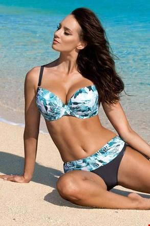 Dwuczęściowy damski kostium kąpielowy Gabriella Blue